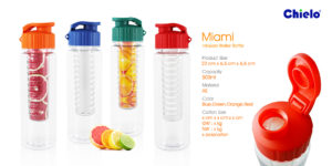 Miami Infused Water Bottle 087739012900