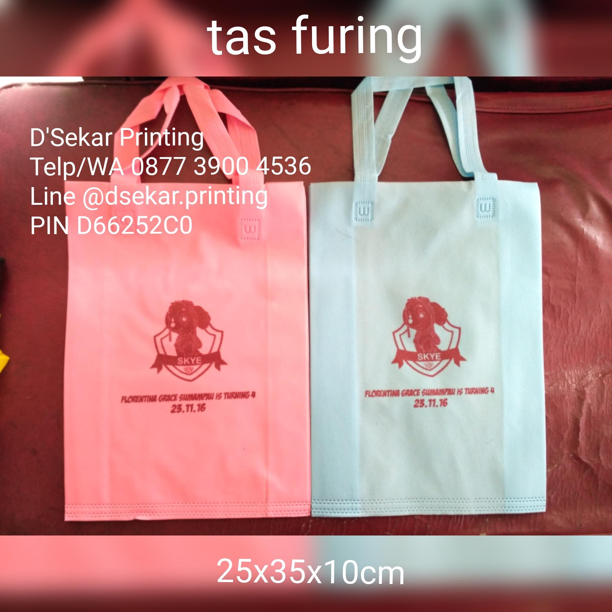 Tas Furing Jasa Cetak Sablon Jasa Cetak Sablon 69652348f1